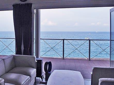 眺望のよい海沿い物件多数!