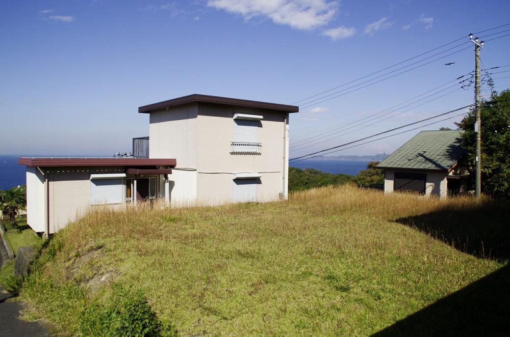 富士見ヶ丘別荘地Z-6 敷地 北側