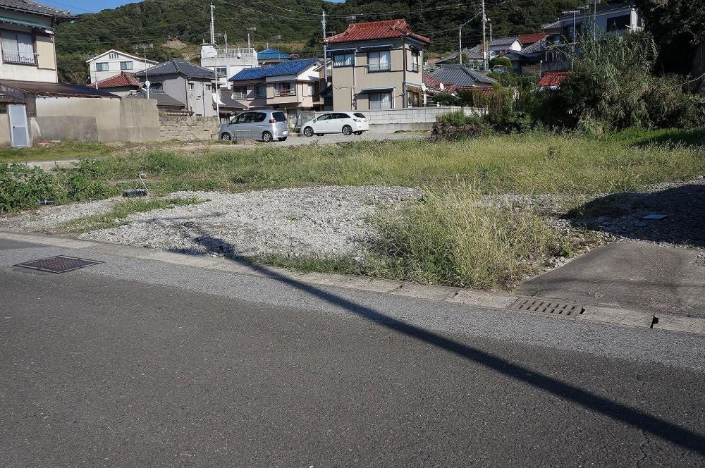 館山市布良148坪 ほぼ平坦な敷地