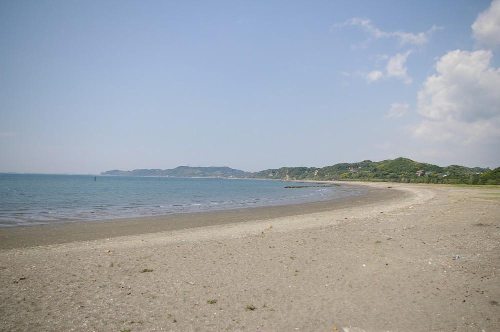 マリンZ41 周辺環境 上総湊海岸