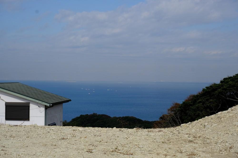 富士見R-8 眺望 海の眺望