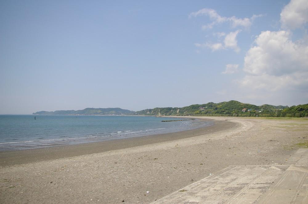 天羽マリーンヒルR-9 周辺環境 上総湊海水浴