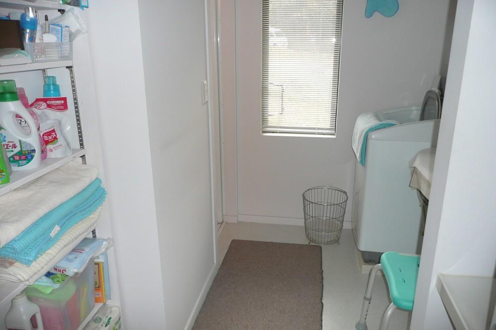マリンZ42 室内 洗面脱衣室
