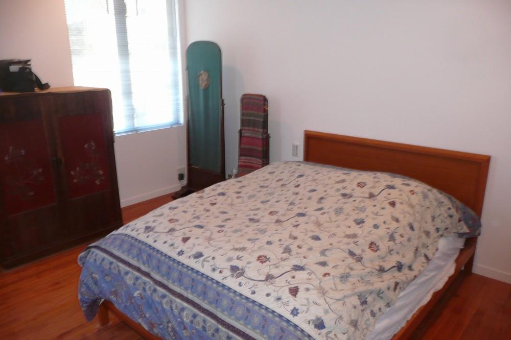 マリンZ42 室内 寝室