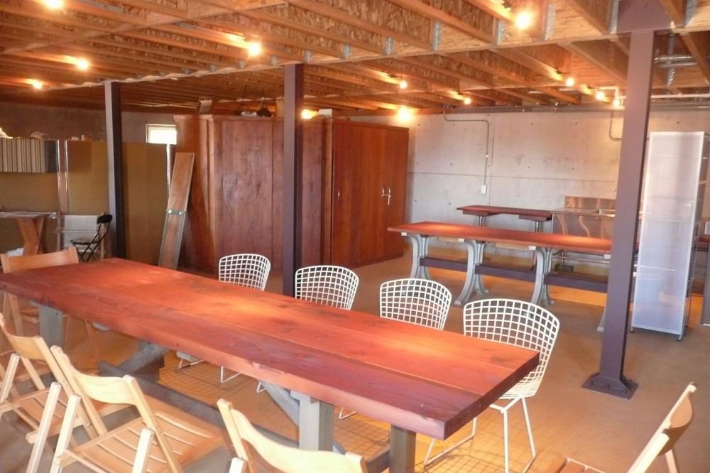 マリンZ42 室内 フリースペース