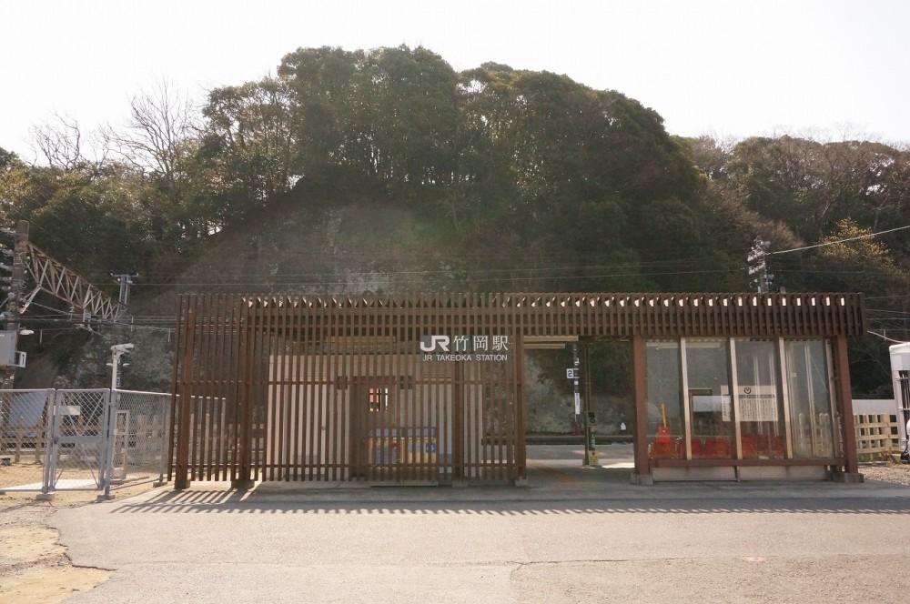 富士見R-8 周辺環境 竹岡駅