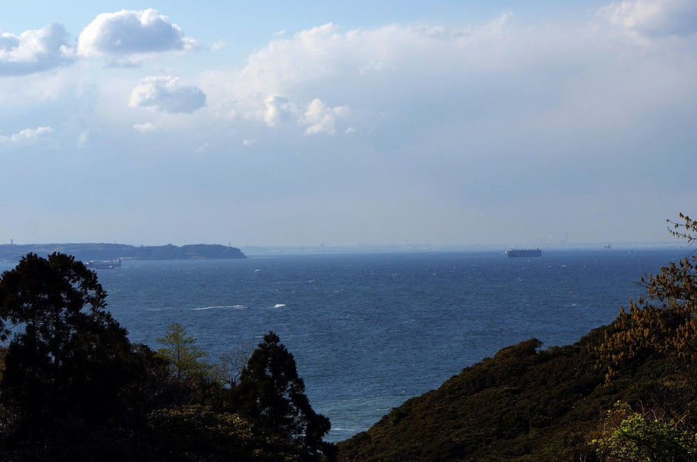 富士見R-1 眺望 東京湾