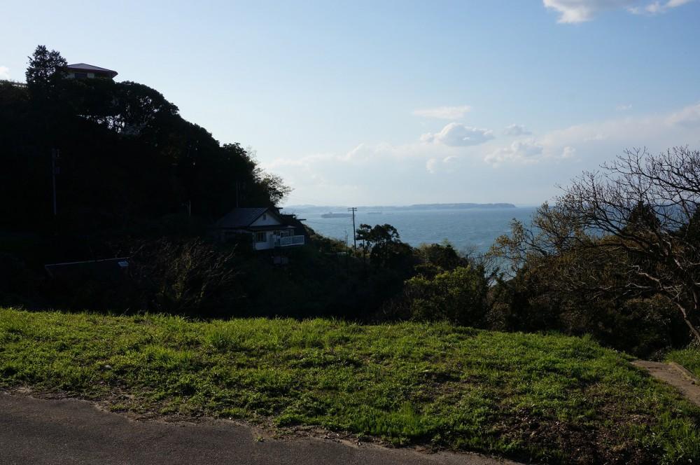 富士見ヶ丘R-1 敷地 平坦部分