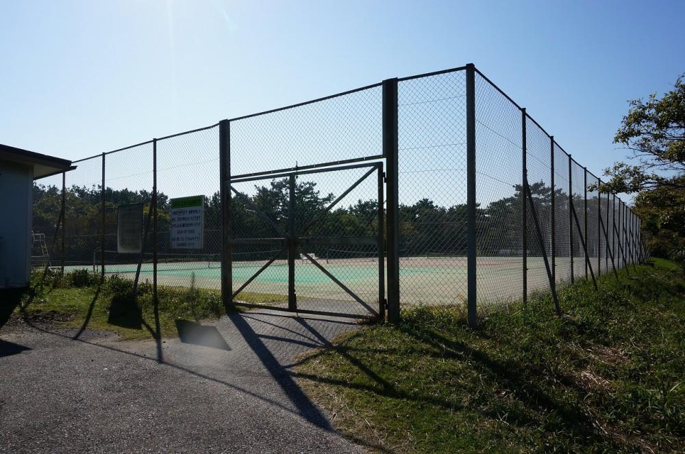 ケープタウン112坪 周辺環境 テニスコート