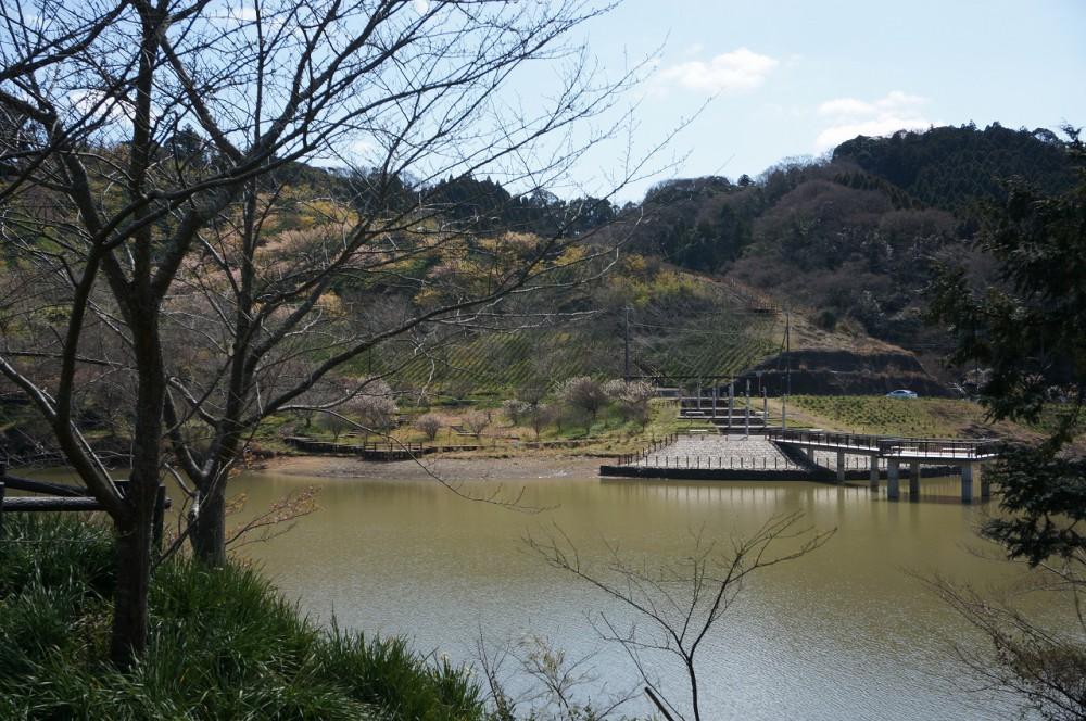 佐久間ダム3.2km