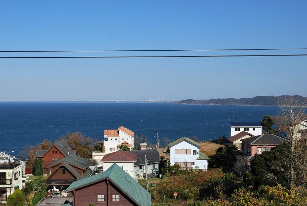 天羽マリーンヒルZ-32 眺望 富津岬