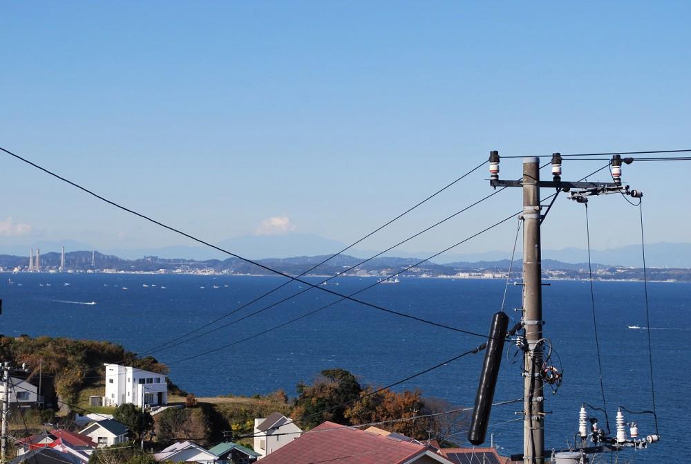 天羽マリーンヒルZ-32 眺望 富士山