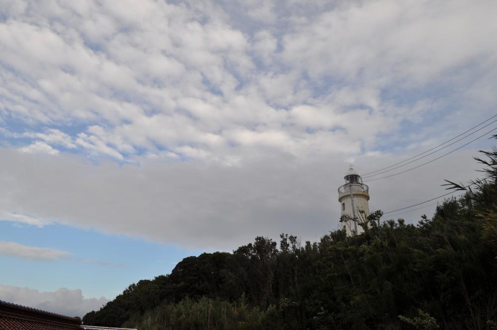 館山市伊戸 周辺環境 洲崎灯台