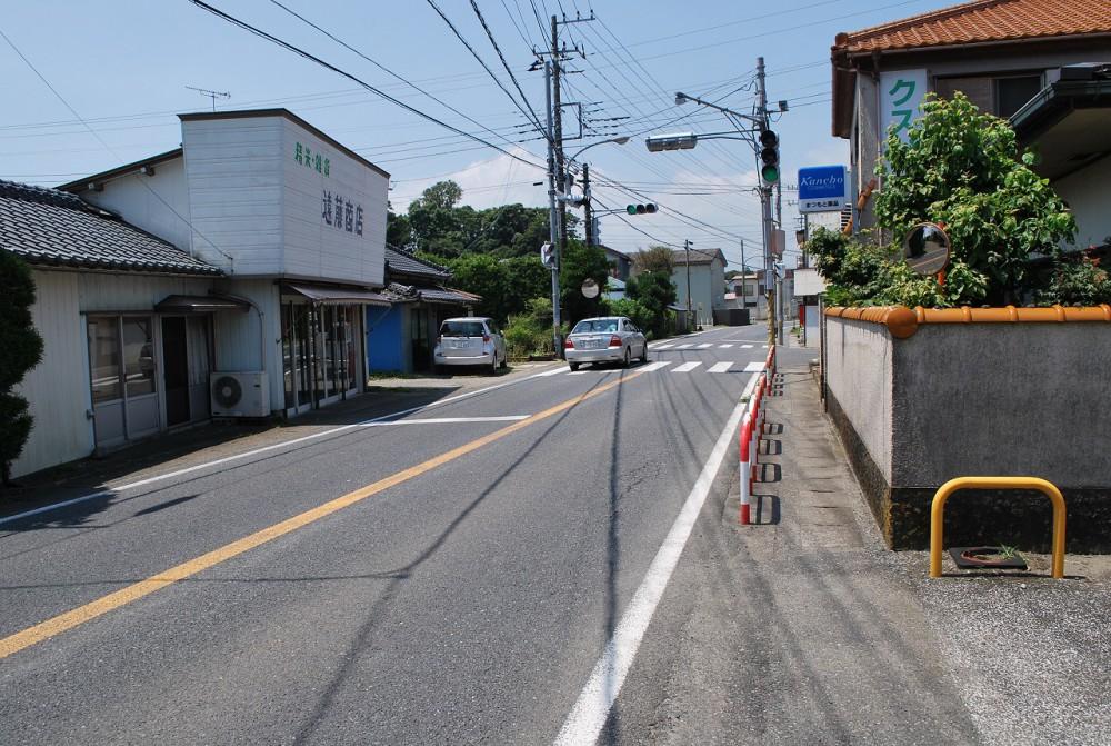 南房総市和田町松田100坪 敷地 国道