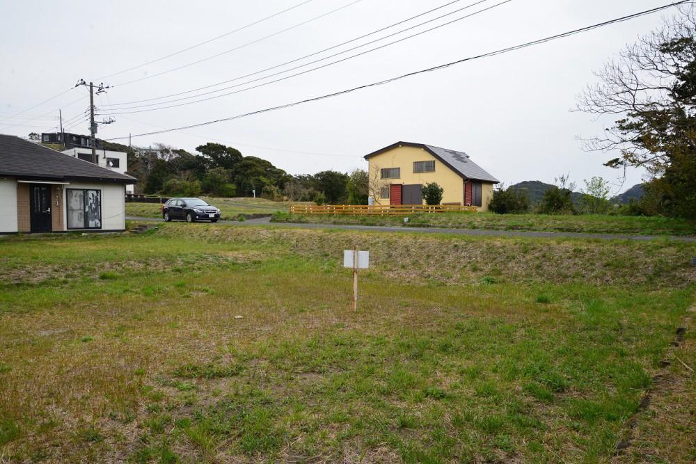 富士見ヶ丘別荘地 Z-7 敷地 一段