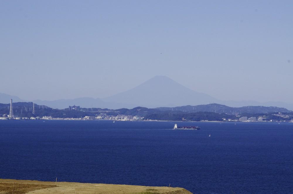 天羽マリーンヒルR-17 眺望 富士山