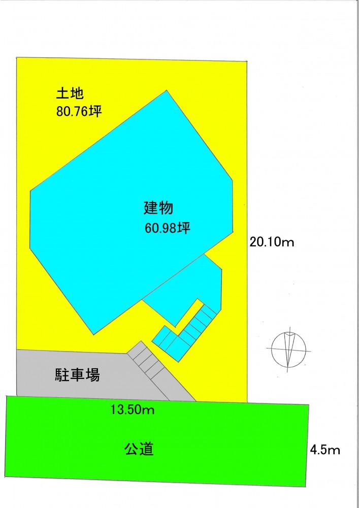 マリンZ42 区画図
