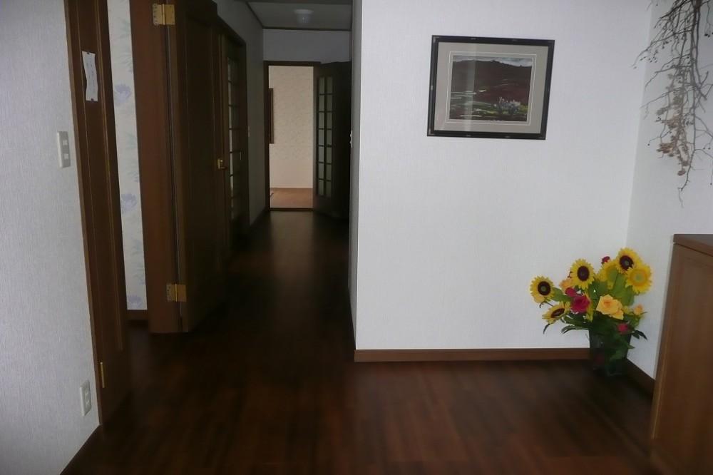 鴨川天面 室内 玄関