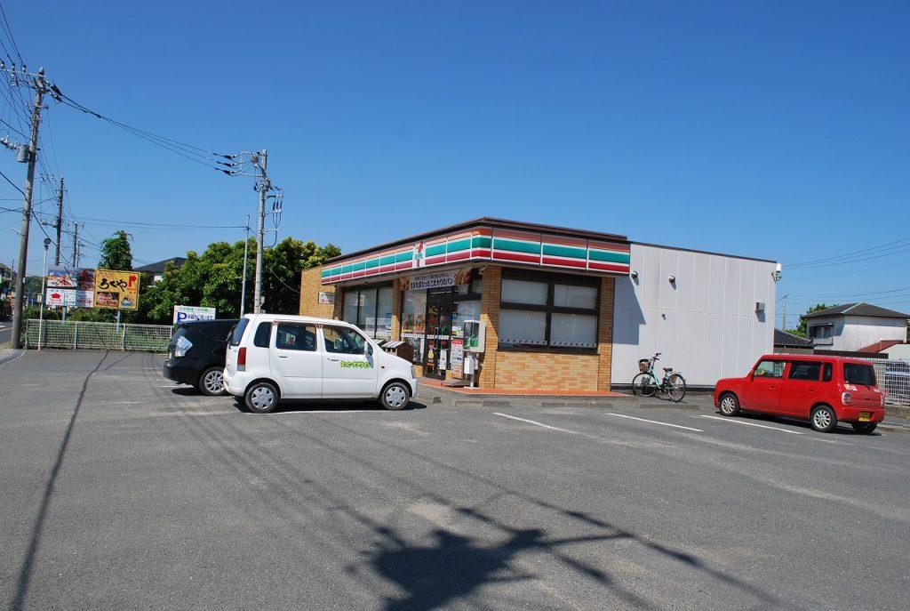 セブンイレブン「岩井店」