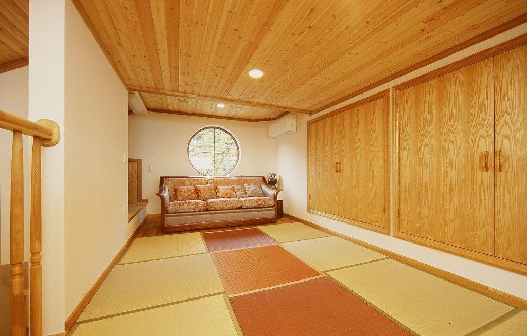 多田良レンガの家