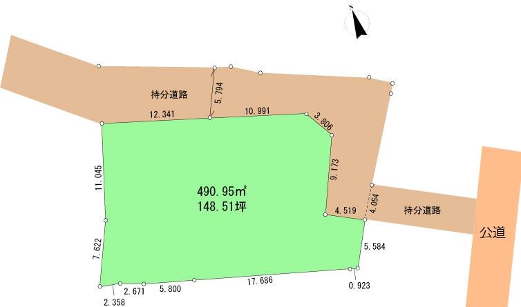 幸ヶ原148坪