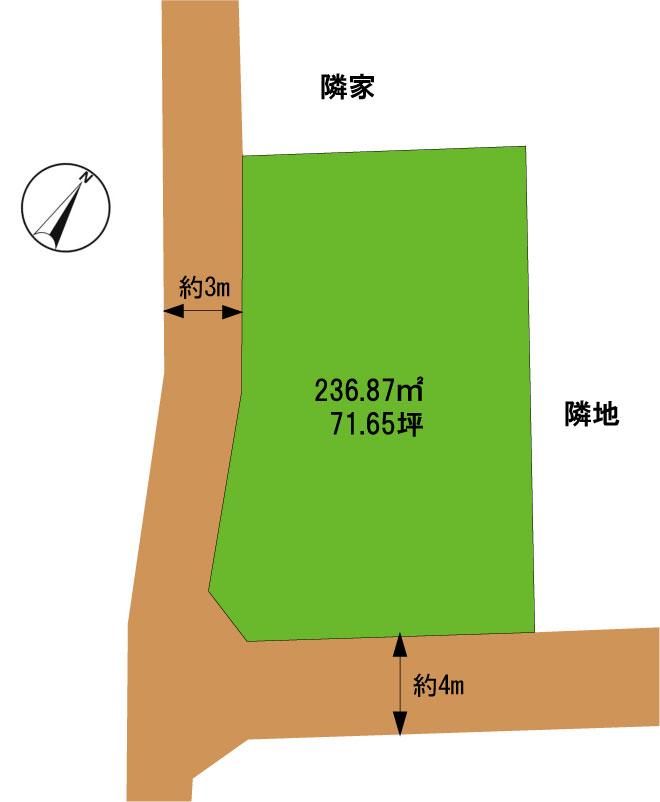 谷田71坪