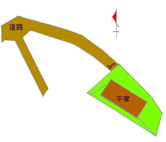 金谷中古 川路邸