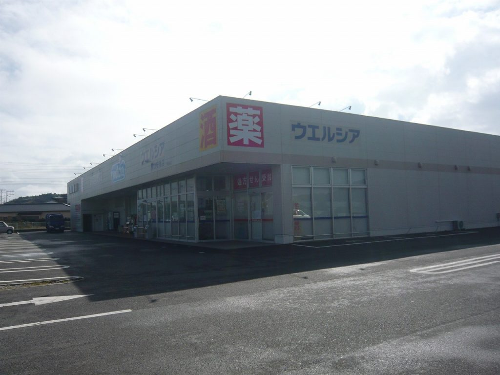 ウェルシア館山安東店