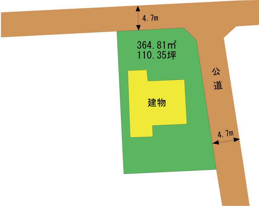 マリンR-71区画図