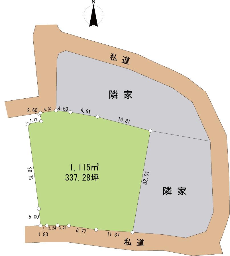 南房総市吉沢有毛337坪